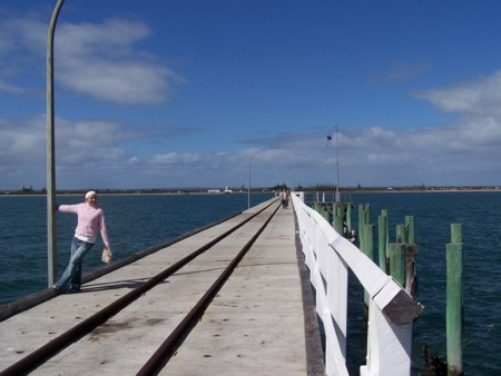bloody long jetty